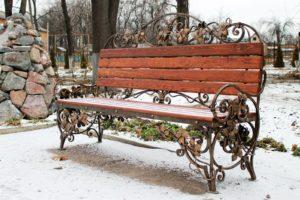 Скамейка картинка Саранск изготовление на заказ